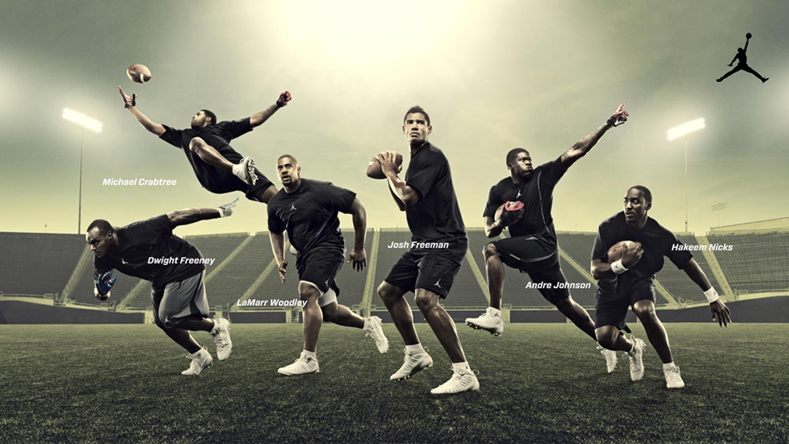 air jordan football