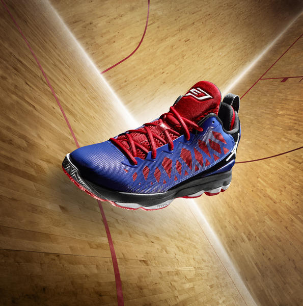 All-New JORDAN CP3.VI Releases Nationwide On October 3