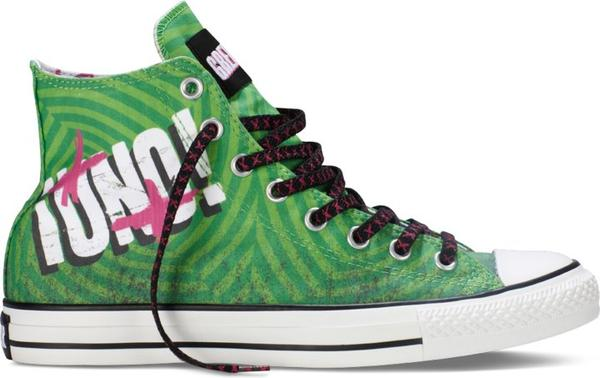 Converse releases exclusive Green Day track At Converse.com