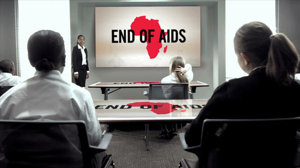 (NIKE) RED film envisions world free of HIV/AIDS