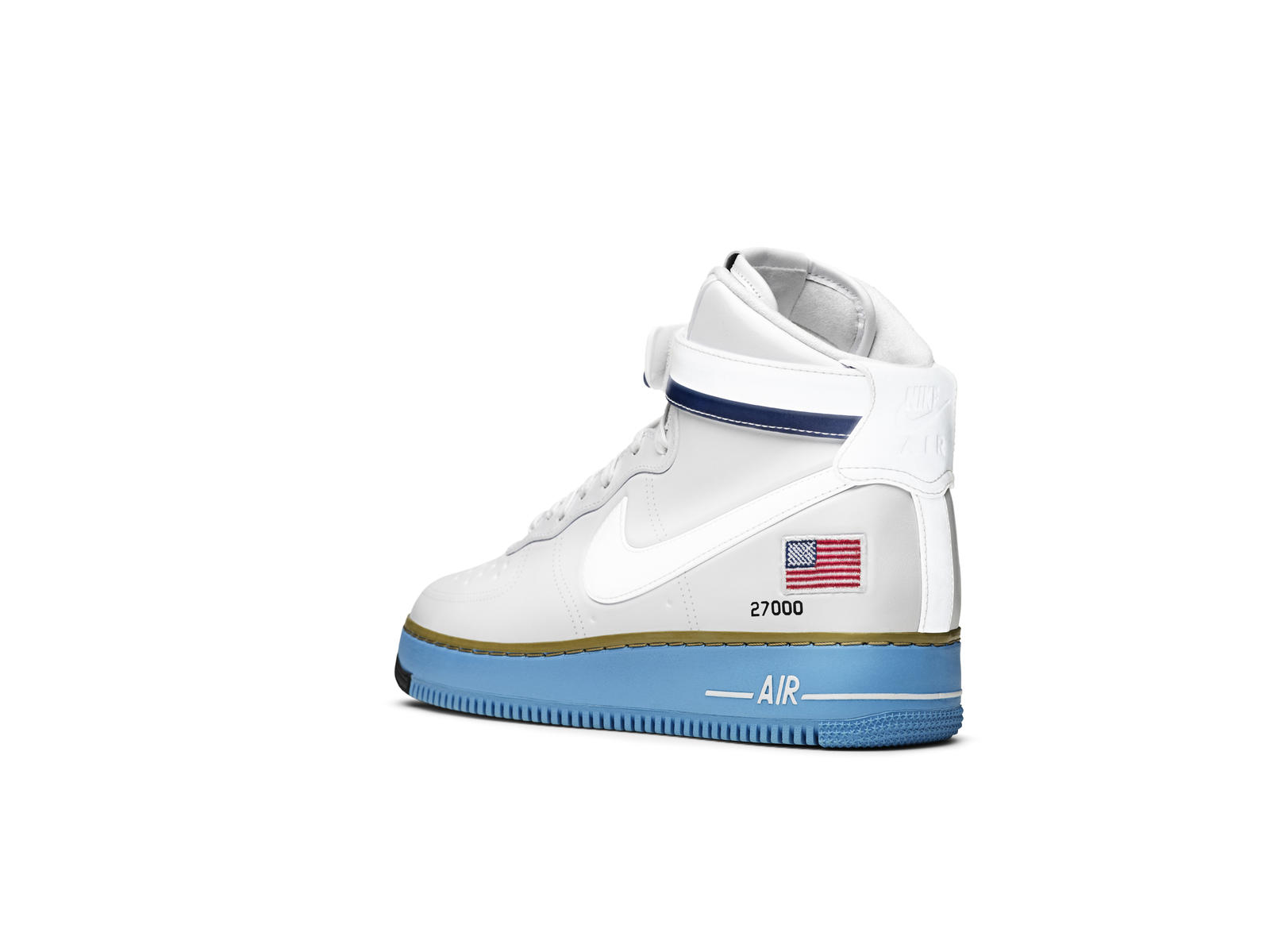 nike air force 1 high bday qs presidential seal