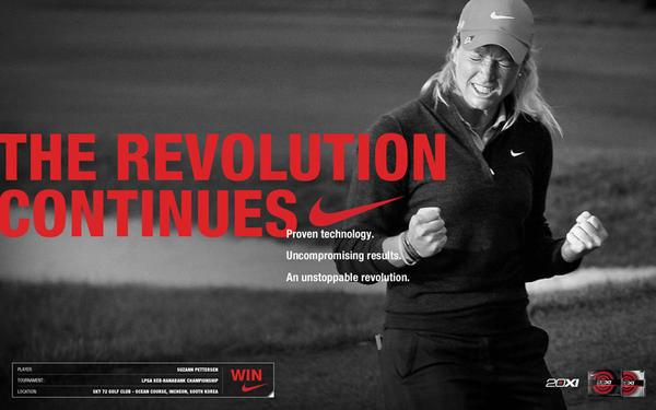 Nike Athletes Pettersen and Henley win big for the swoosh