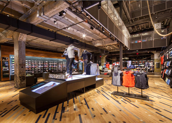 location of nike stores