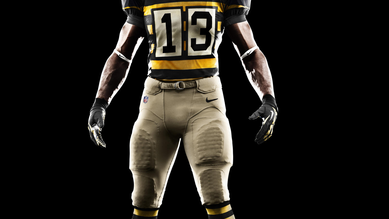 Nike News - Pittsburgh Steelers to show off unique throwback ...