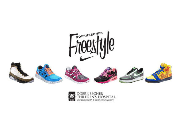 Nike, OHSU unveil 2012 Doernbecher Freestyle Collection
