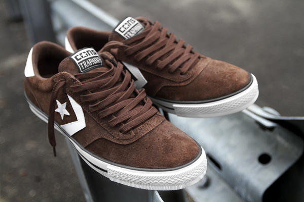 Converse Launches Holiday 2012 Skateboarding Footwear Collection