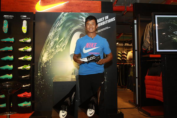 Nike India opens House of Football and House of Cricket
