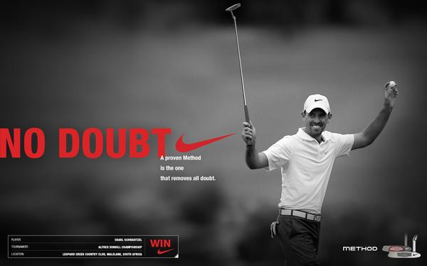Nike Athlete Charl Schwartzel secures back-to-back wins