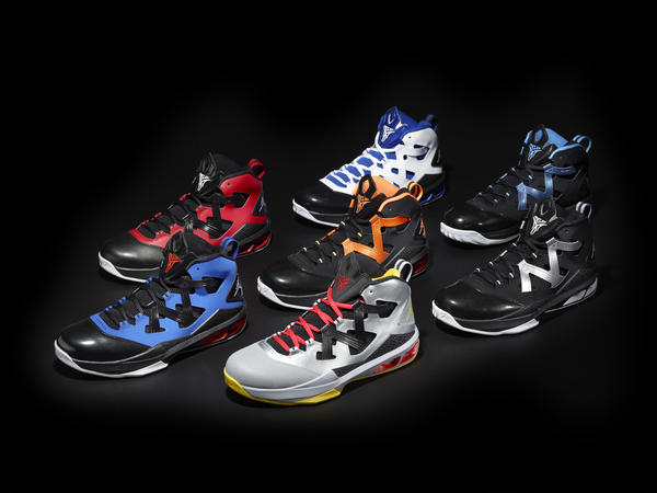 Carmelo Anthony's passion for luxury watches inspires JORDAN MELO M9