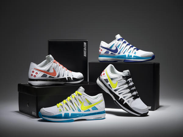 Roger Federer invites fans to choose Grand Slam shoes
