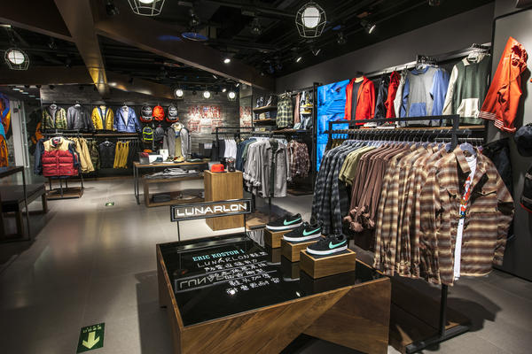 Nike's largest action sports store in Greater China opens in Beijing