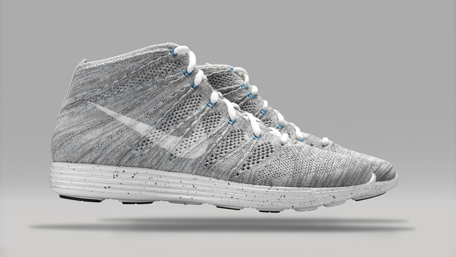 Nike Flyknit Grey