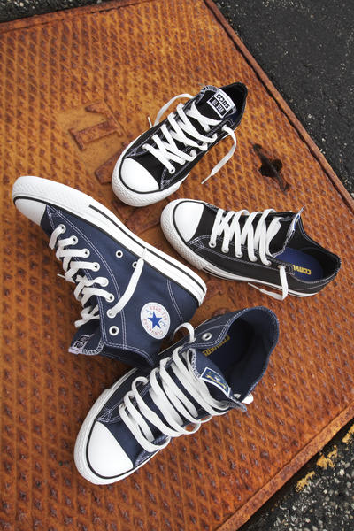 Converse Launches Its Spring/Summer 2013 CONS Collection