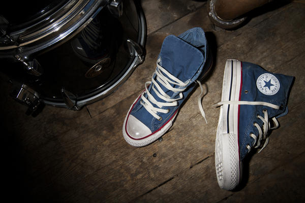 Converse Presents The Chuck Taylor All Star Well Worn Collection