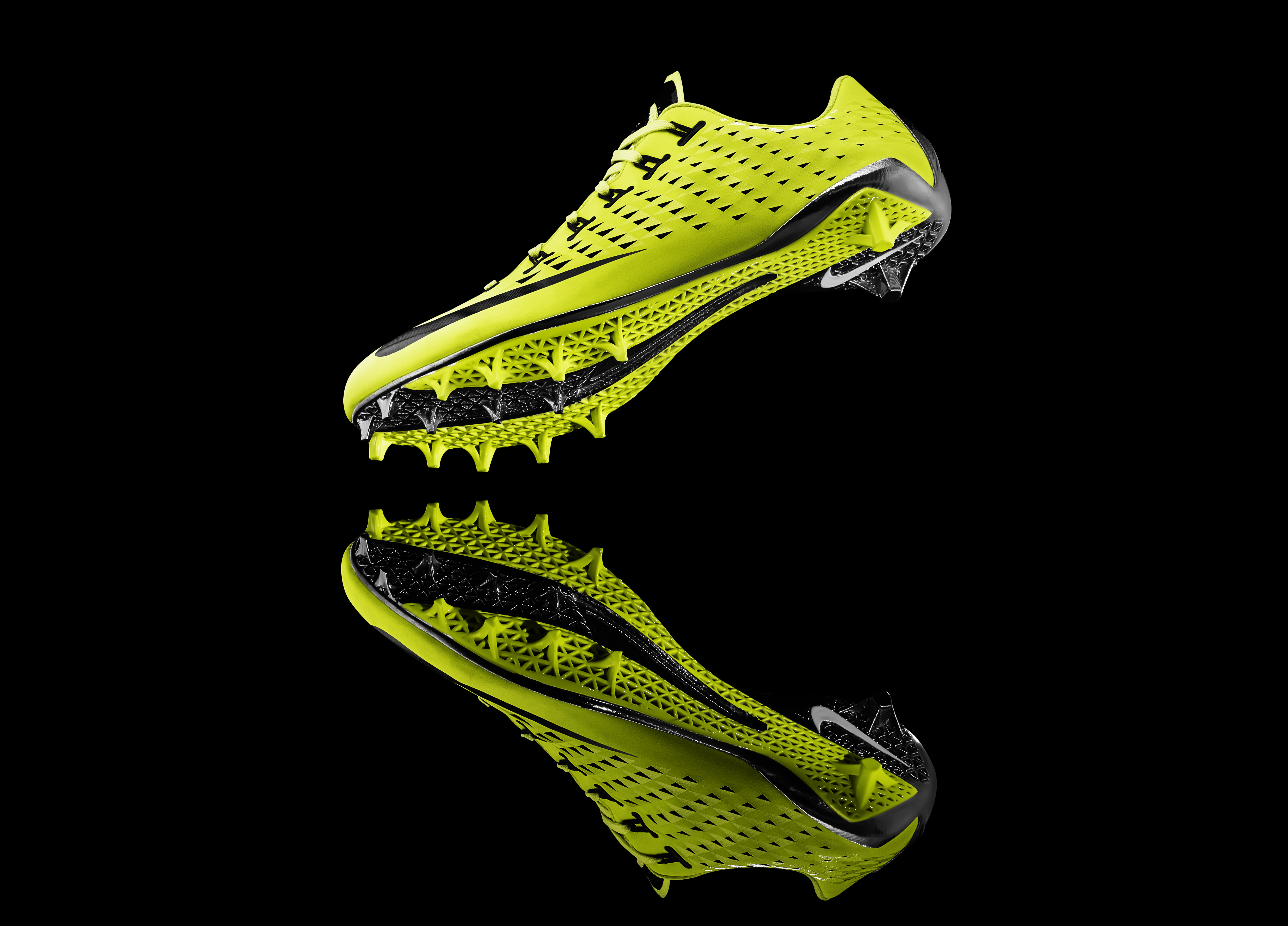 Nike debuts first-ever football cleat built using 3D ... - photo#7