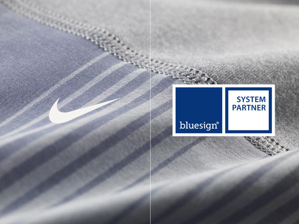 Nike Partners with bluesign technologies to Scale Sustainable Textiles