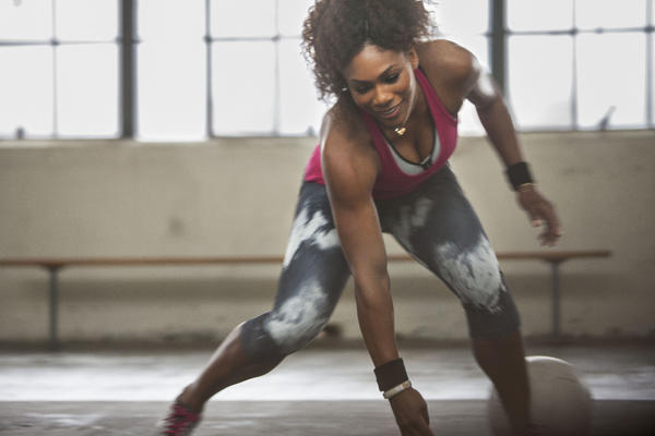 Nike Training Club Releases App Update and first Serena Williams workout