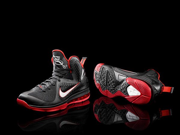Nike defines basketball performance innovation with the LEBRON 9