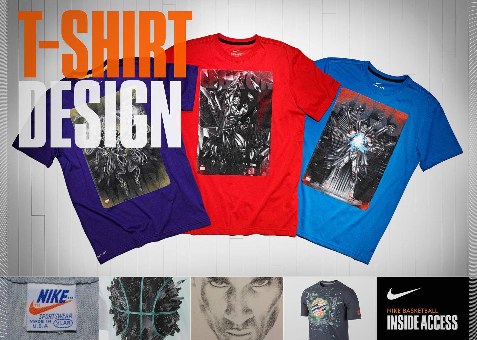 Design t shirt nike - Mobile Gallery Image