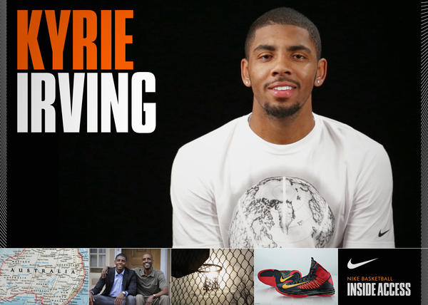 Inside Access: Kyrie Irving