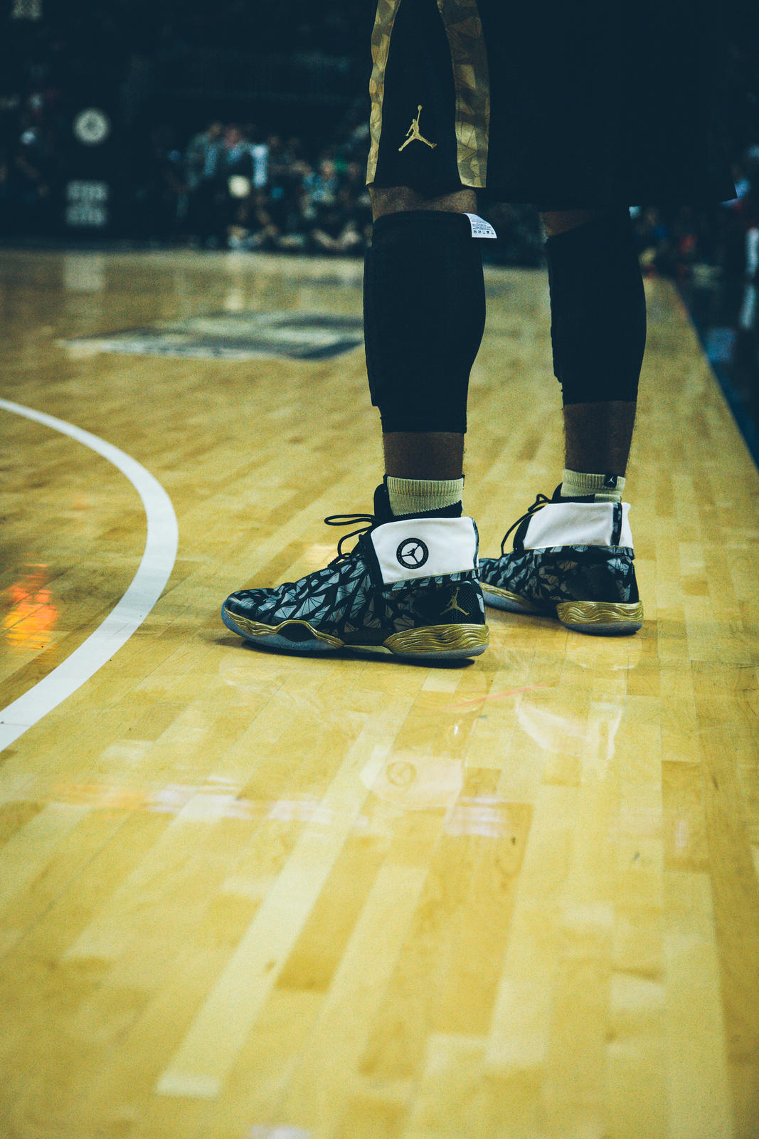 Jabari Parker and Julius Randle Named Co-MVPs of the ... Jabari Parker Shoes