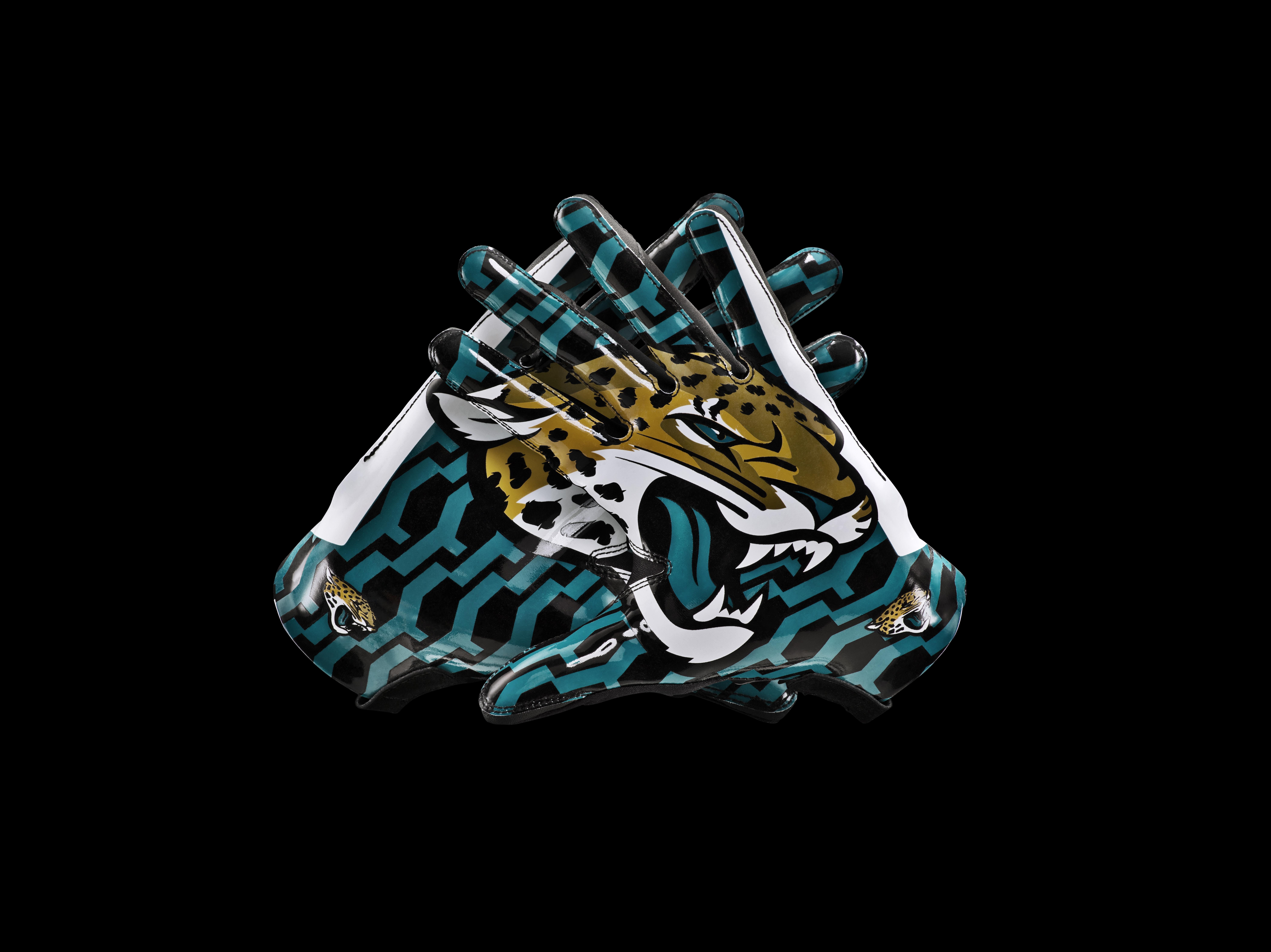 Jacksonville Jaguars #1 Fan Pin