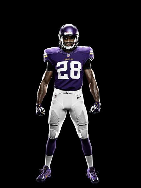 Nike News - Minnesota Vikings and Nike Unveil New Uniform Design ...