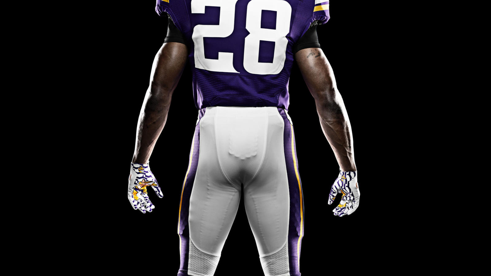 Minnesota Vikings Adrian Peterson ELITE Jerseys