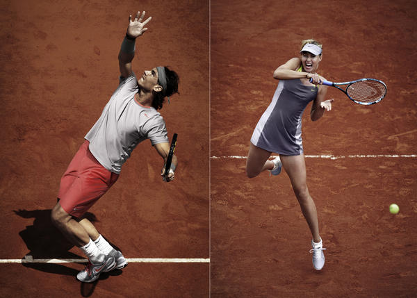 Nike Reveals Tennis Looks for Paris