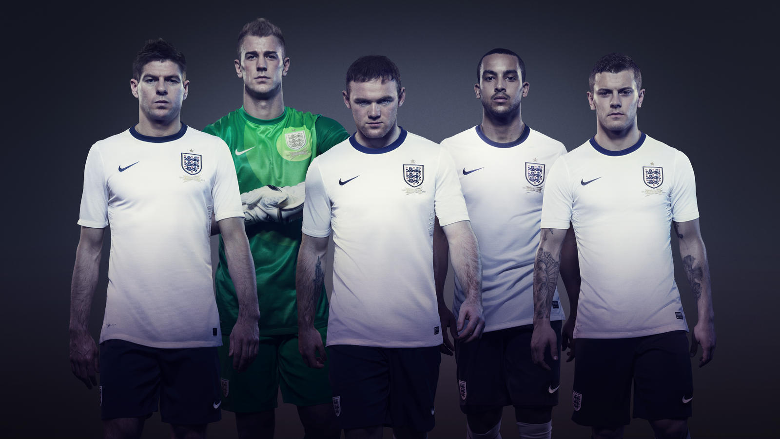 Nike News Nike Unveils New England Home Kit