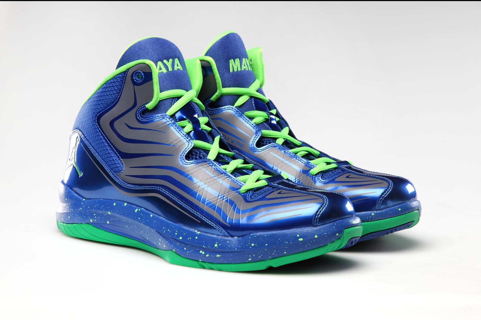 Maya Moore Tennis Shoes