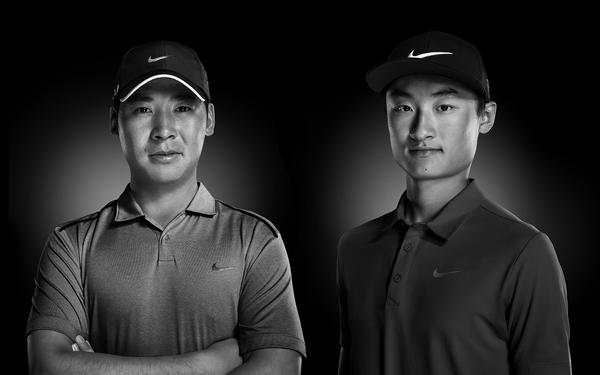 Nike Golf Adds Young Chinese Athletes Hao-Tong Li and Xin-Jun Zhang