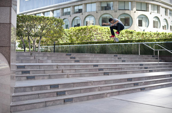 Nike SB Paul Rodriguez 7: Big Impact