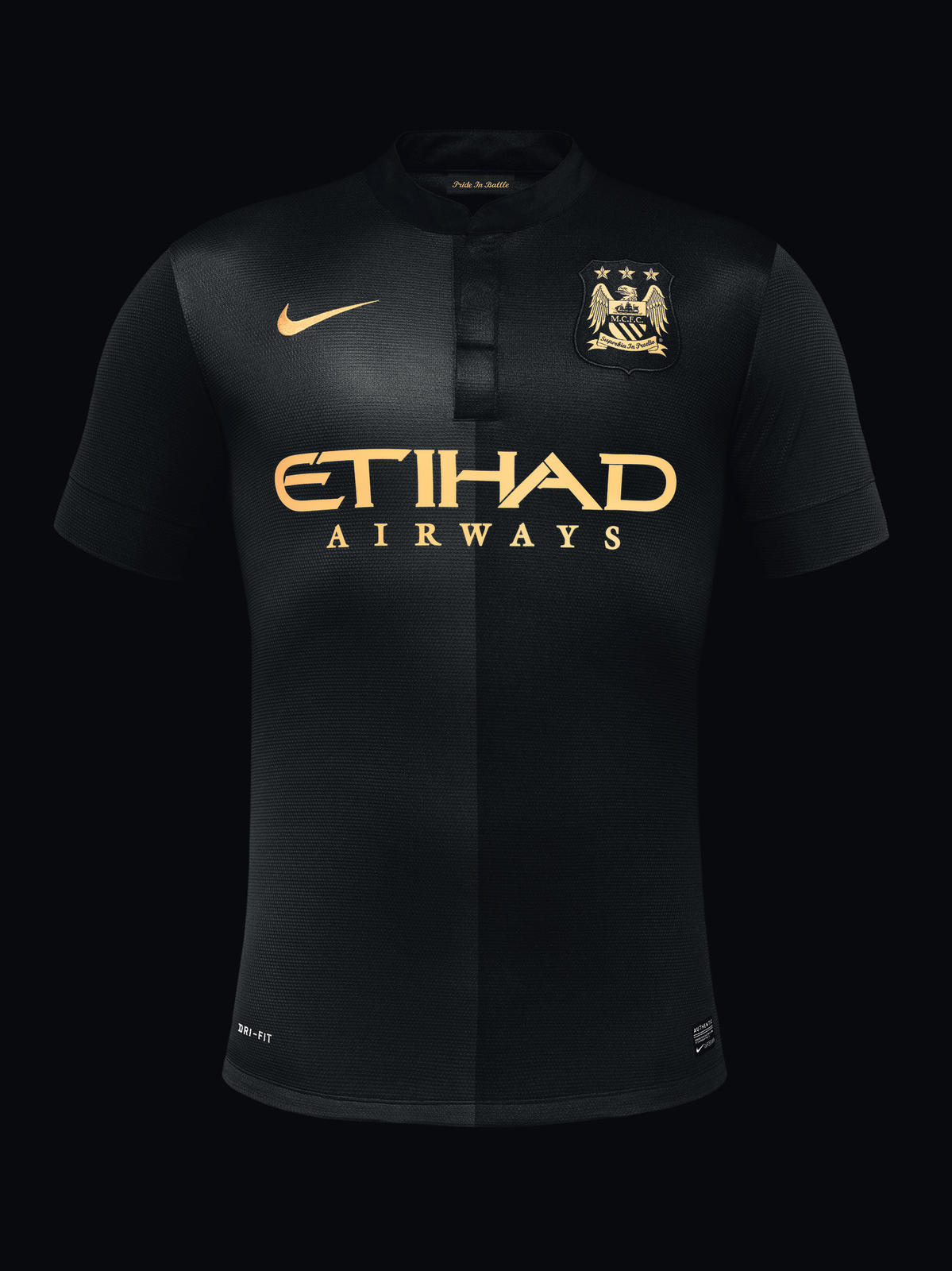Kit Nike Upcoming and  City Manchester Reveal Away for