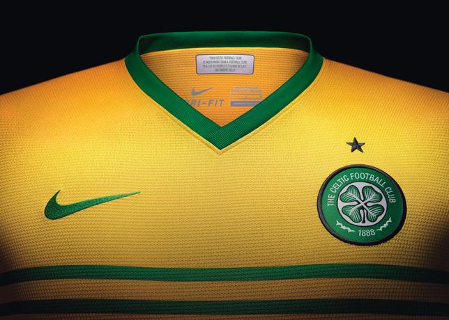 Celtic uitshirt 2013-2014