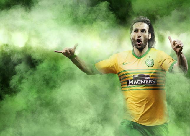 Celtic uitshirt 2013/2014