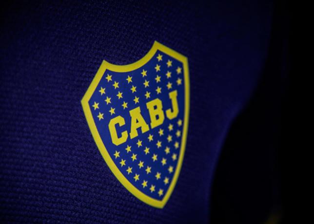 Boca Juniors thuisshirt 2013/2014