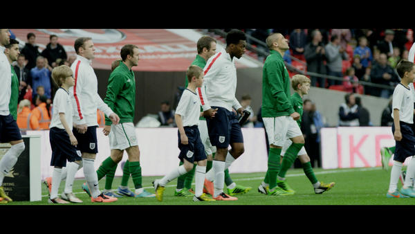 "Nike Goes Behind the Scenes with ""England Matters"" Video Series"