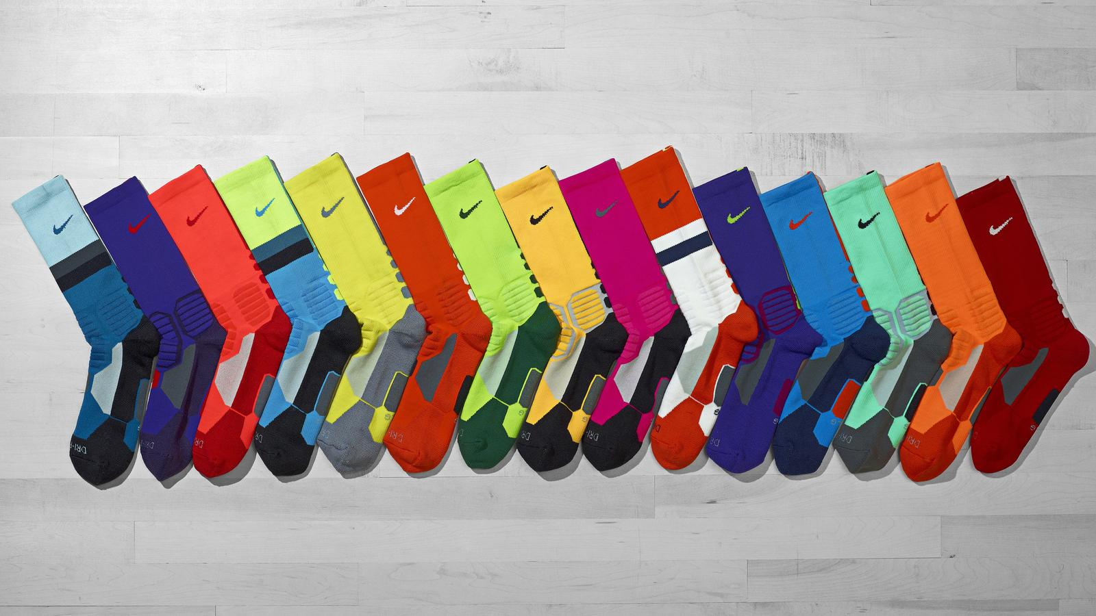 nike elite basketball crew socks