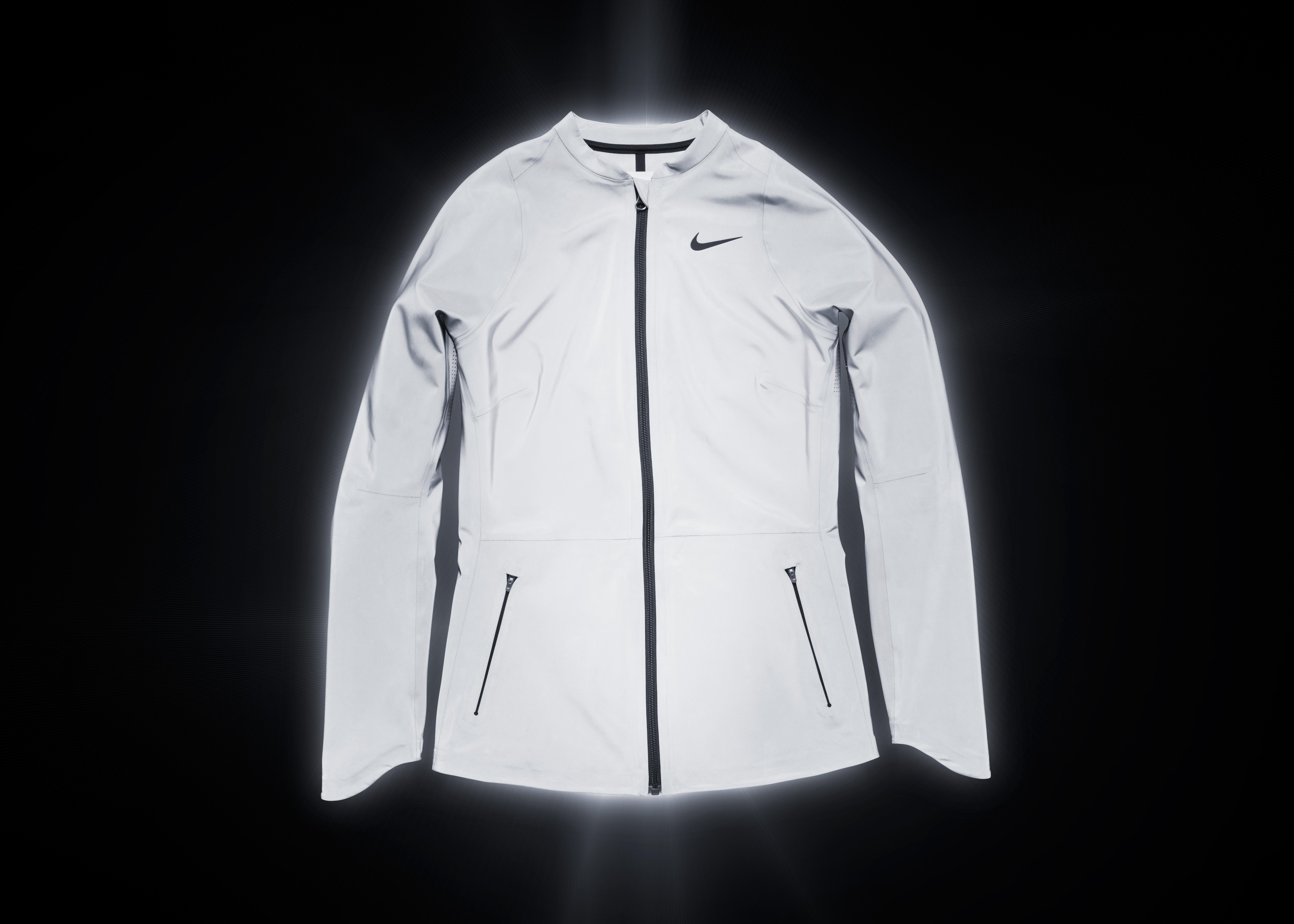 Nike jacket flash - Lo Hi