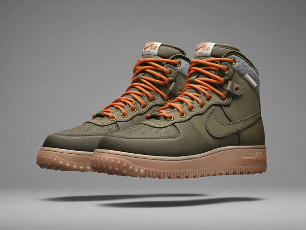nike air force 1 sneaker boots