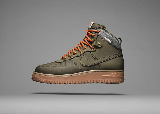 low priced 64758 cbe77 ... want to up their sneaker game between seasons, the Nike SneakerBoot  collection elevates classic Nike sneakers for cool-weather performance.