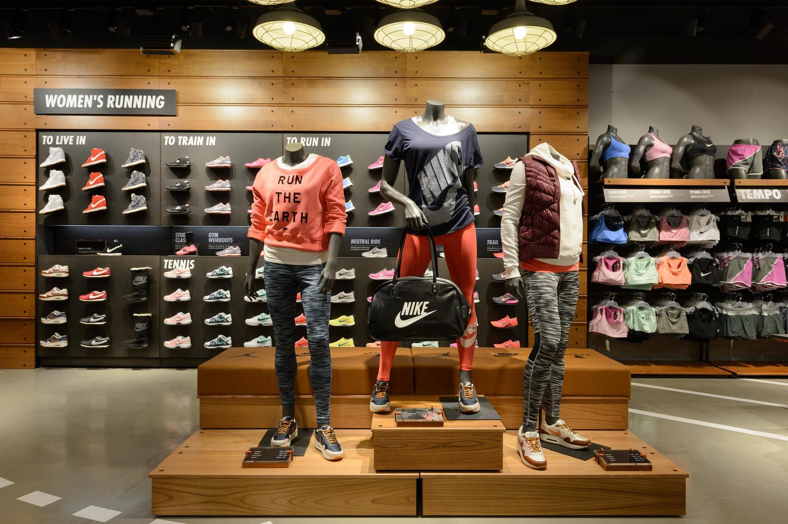 Nike news nike opens new nike store in czech republic