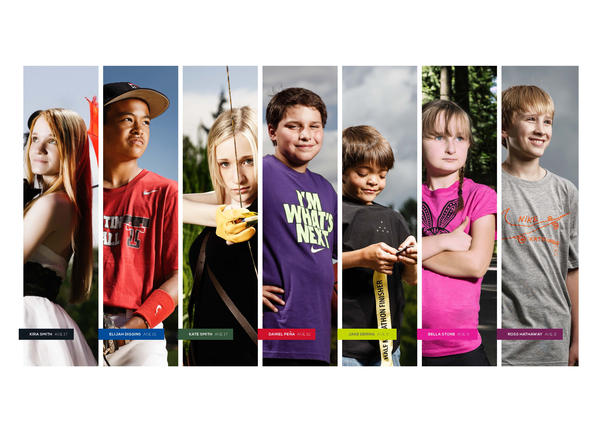 Nike and OHSU Doernbecher Celebrate 10 Years of Empowering Patients Through Design