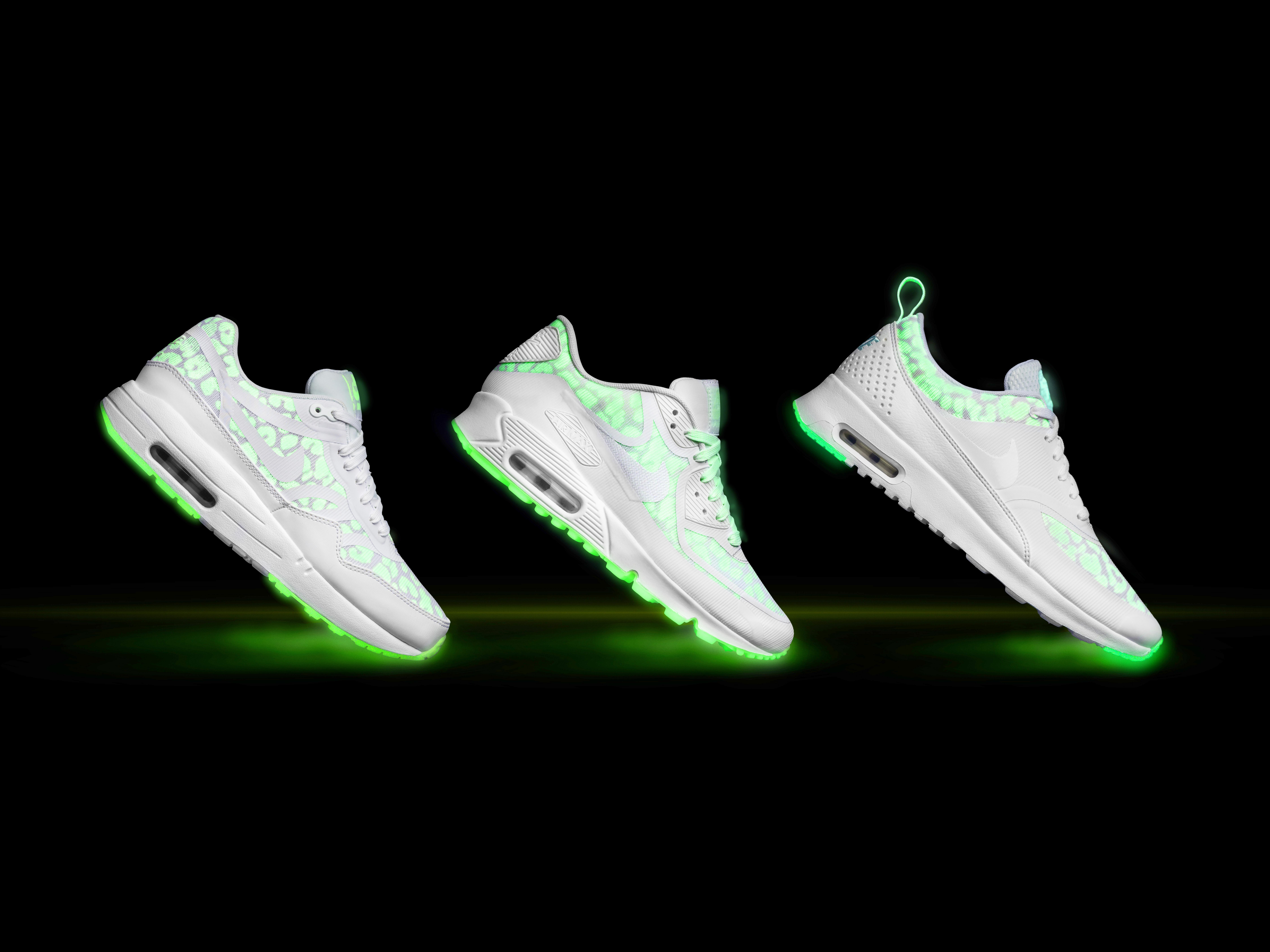 Nike Air Max 1 Glow In The Dark