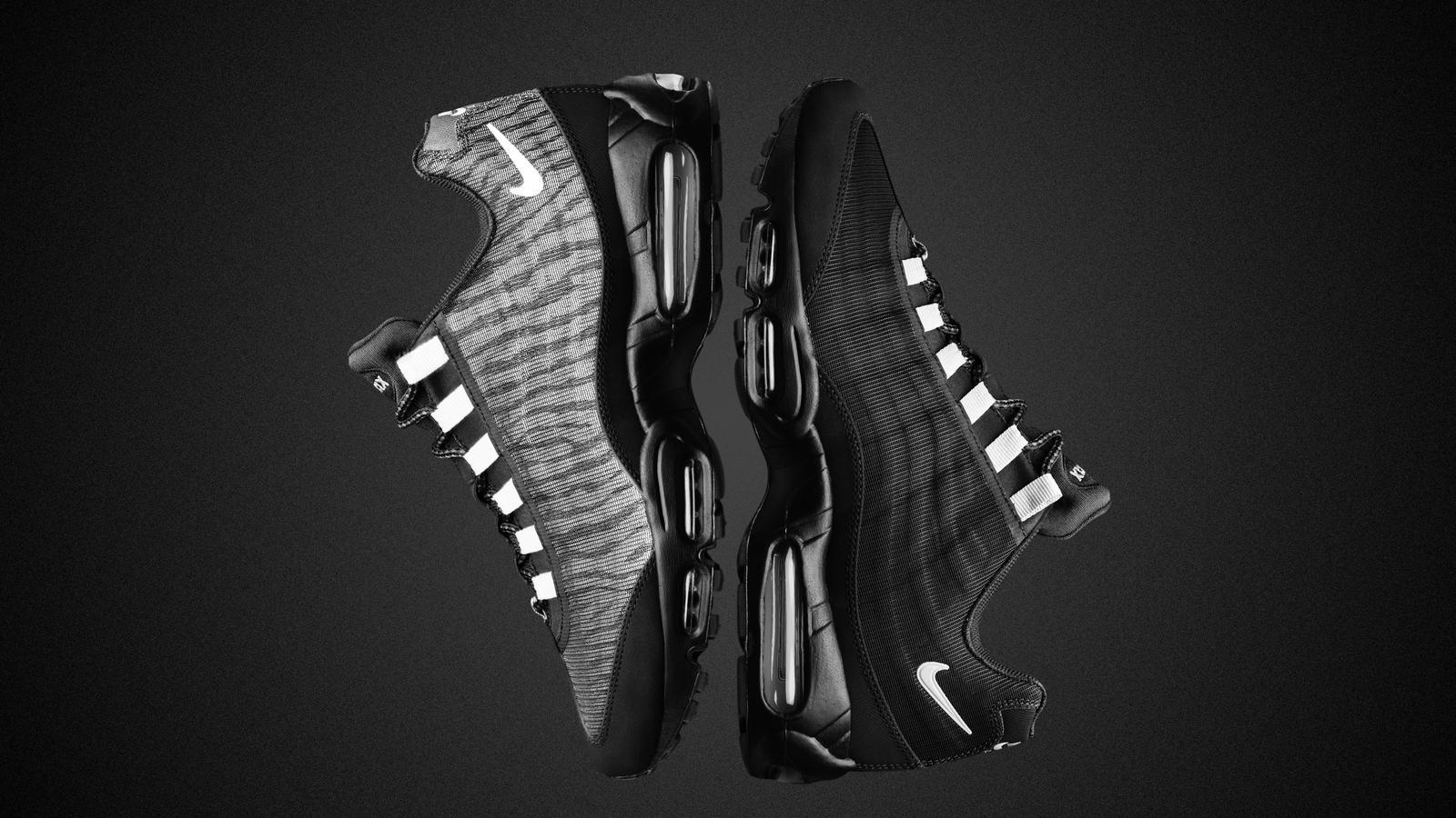 Nike Air Max 95 Black Reflective