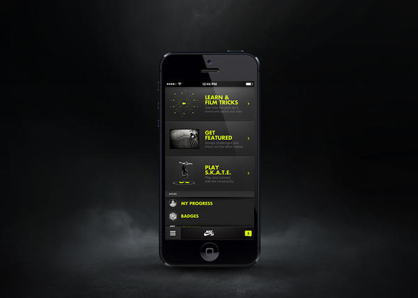 The Nike SB Skate App: An App Above All Others