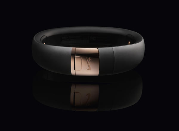 Limited Edition Rose Gold Nike+ FuelBand SE