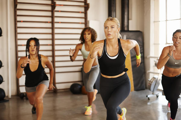 Crush New Year's Resolutions with Maria Sharapova's New Nike+ Training Club Workout