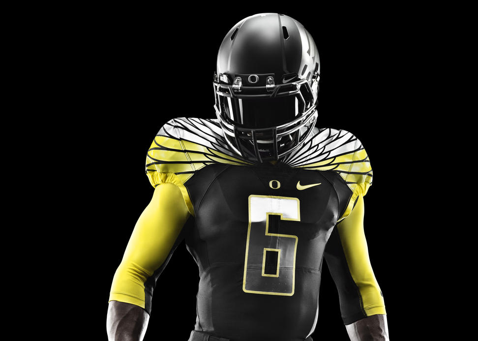 Oregon Ducks Football Helmets 2014 [NCAAF] Oregon�...
